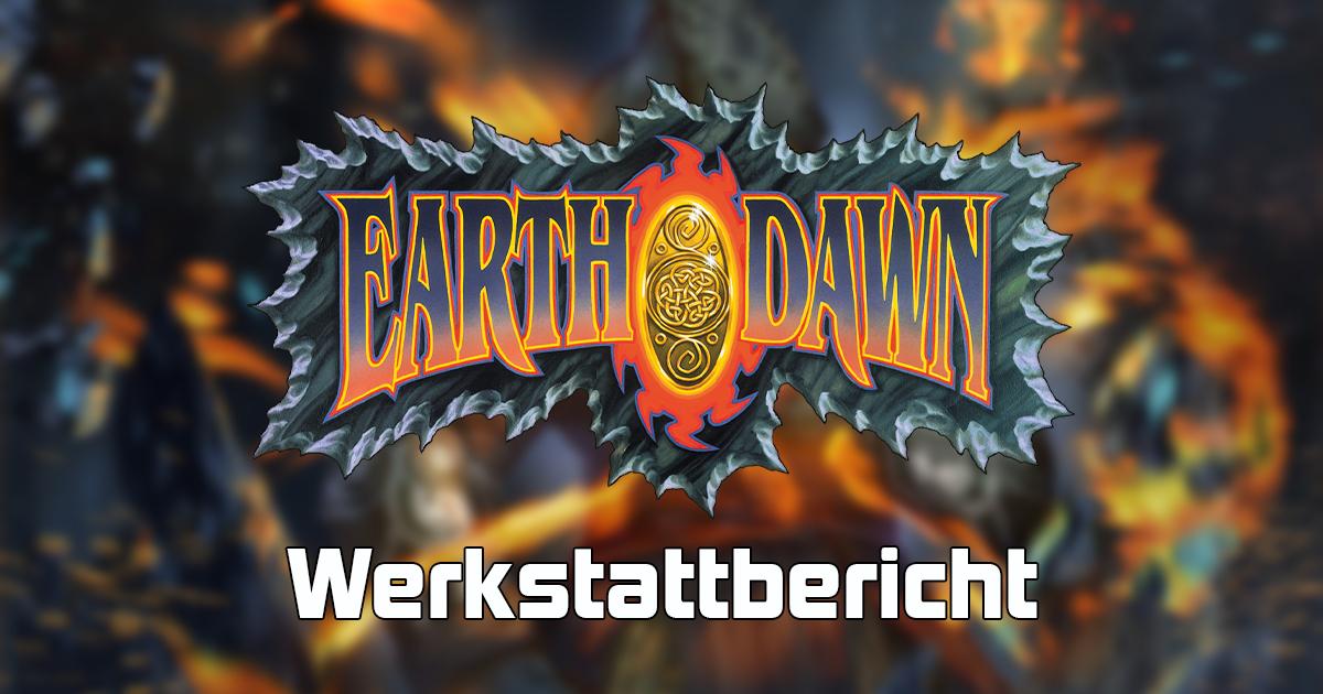 Earthdawn — Werkstattbericht von Thomas