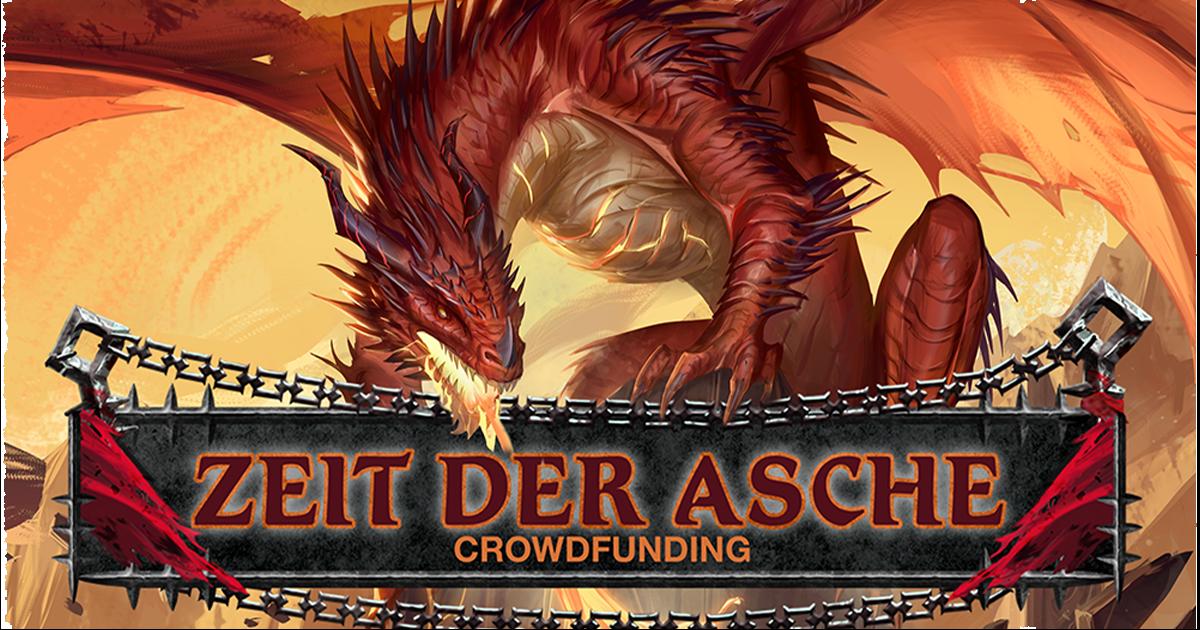 Crowdfunding – Zeit der Asche