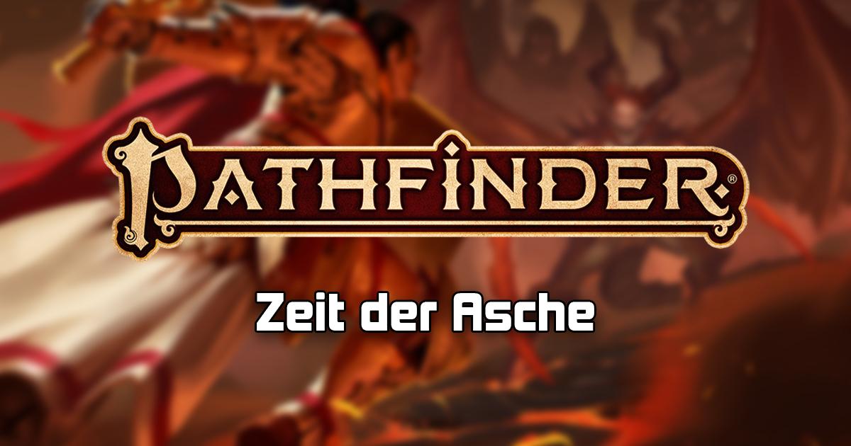 Pathfinder 2: Zeit der Asche Grundbuch limitiert