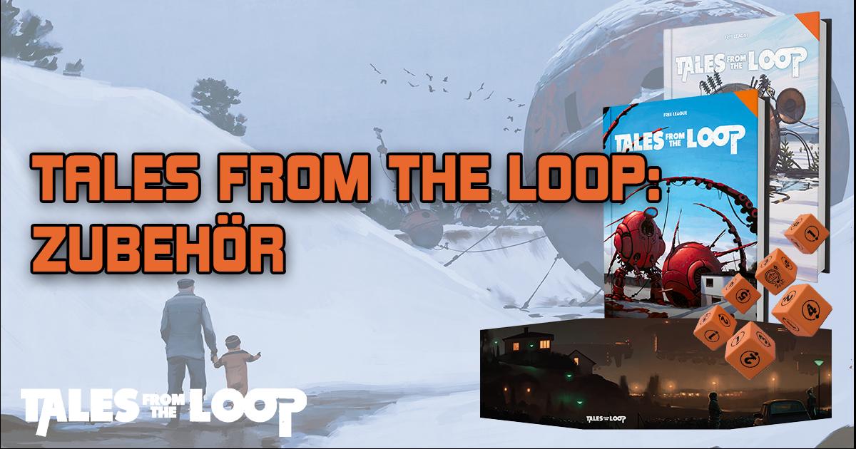 Tales from the Loop: Zubehör
