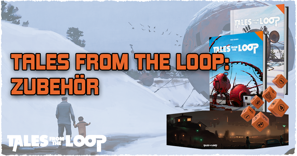 Tales from the Loop: Zubehör