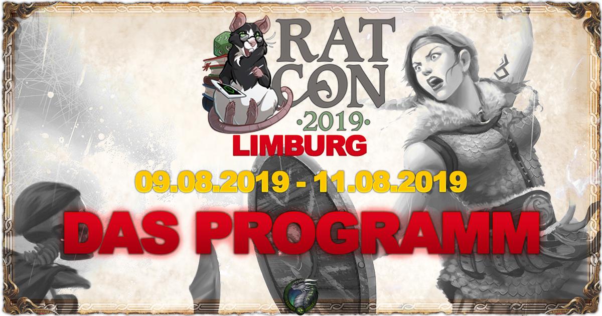 Das Programm für die RatCon Limburg 2019
