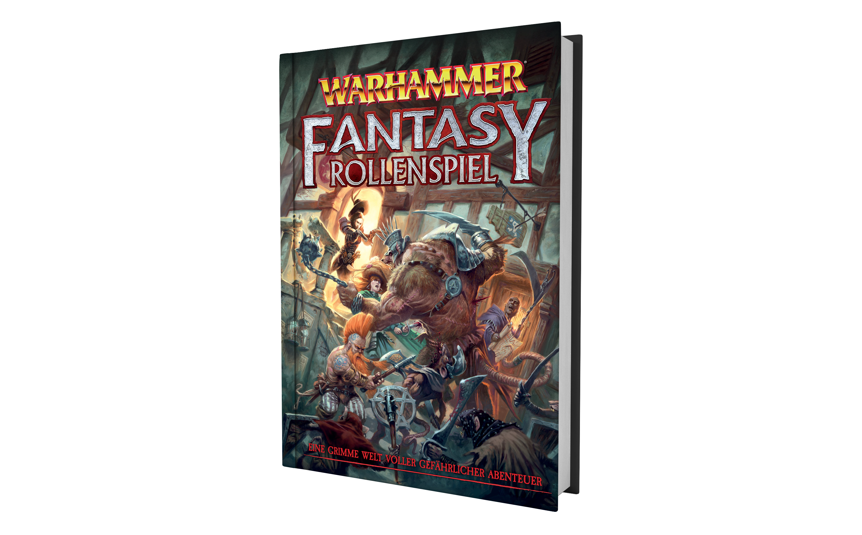 Warhammer Fantasy – Rollenspiel Regelwerk – Ladenprevi